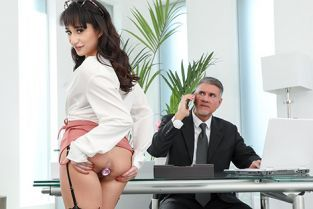CherryPimps - Isabella Nice The Big Boss Can Help When Isabella is Stuck
