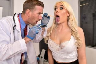 Gina Varney Doctor, Do I Drool Too Much? DoctorAdventures
