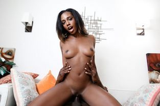 AllBlackX - Lacey London Gorgeous Miss London Fucked!