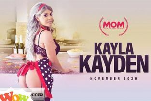 MylfOfTheMonth - Kayla Kayden Please Come For Thanksgiving