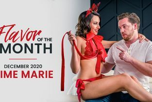 StepSiblingsCaught - Hime Marie December 2020 Flavor Of The Month