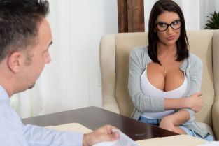 August Ames, Keiran Lee Getting Off The Waitlist [Best of Brazzers]