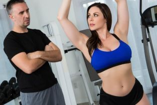 Kendra Lust, Keiran Lee Personal Trainers: Session 1 [Best of Brazzers]