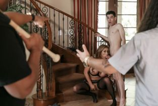 Jordi El Nino Polla, Eva Notty There Goes The Neighborhood Scoundrel [Best of Brazzers]