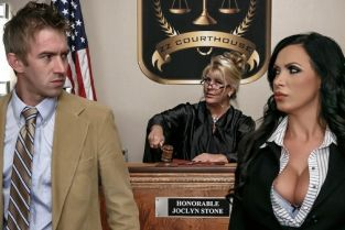 Nikki Benz, Danny D ZZ Courthouse: Part Two [Best of Brazzers]