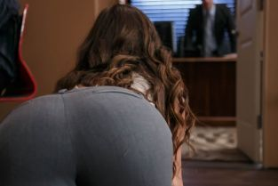 Preston Parker, Maddy O'Reilly Work Is Long When You're Wearing A Thong [Best of Brazzers]