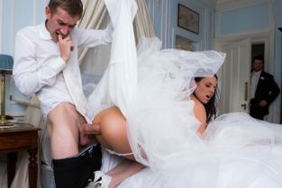Simony Diamond, Danny D Big Butt Wedding Day [Best of Brazzers]