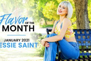 StepSiblingsCaught - Jessie Saint January 2021 Flavor Of The Month