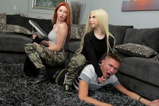BrattySis - Kenzie Reeves, Lacy Lennon When Things Go Too Far