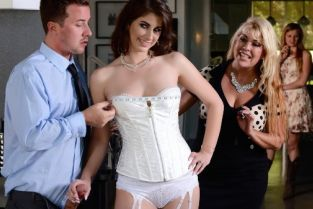 Jessy Jones, Karina White Say Yes To Getting Fucked In Your Wedding Dress [Best of Brazzers]