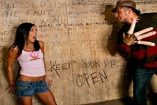 Danny Mountain, Stephanie Cane A Nightmare on Mountain Street [Best of Brazzers]
