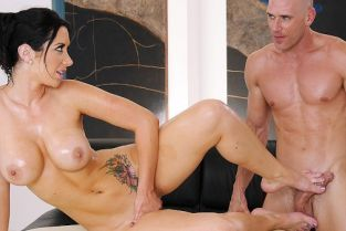 Johnny Sins, Jayden Jaymes Pago Amistoso [Best of Brazzers]