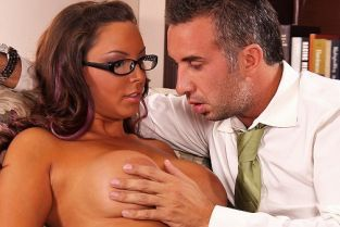Keiran Lee, Danni Cole You've Got Some Big Cups To Fill [Best of Brazzers]