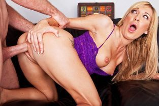 Jordan Ash, Amy Brooke A Pussy in the Panic Room [Best of Brazzers]