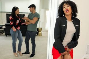 Xander Corvus, Misty Stone Make This House A Ho [Best of Brazzers]