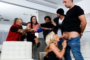 Zoey Portland, Keiran Lee Making Night Moves [Best of Brazzers]