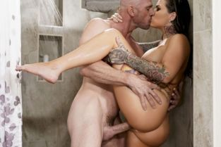 Johnny Sins, Karmen Karma Banging Her Brother-In-Law [Best of Brazzers]