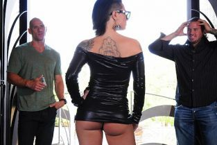 Johnny Sins, Christy Mack Out of the Biz [Best of Brazzers]