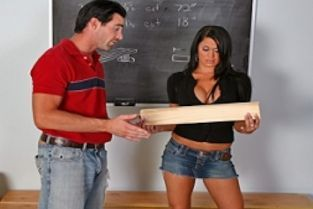 Savannah Stern, Charles Dera Shaping Up for the Future [Best of Brazzers]