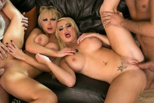 Manuel Ferrara, Alexis Ford, Nikki Benz, Keiran Lee A Brazzers New Year's Eve! [Best of Brazzers]