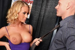 Johnny Sins, Nicole Aniston Career Day Lay [Best of Brazzers]
