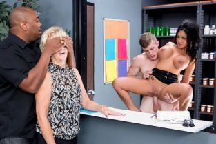 Brick Danger, Emily B. This Pharmacist Can Fuck Off [Best of Brazzers]