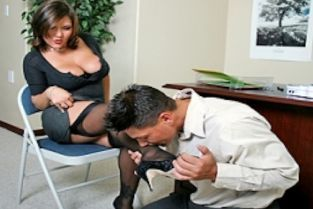 Sergio, Claire Dames Inspector Dames [Best of Brazzers]