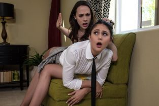 Ariana Marie, Chanel Preston Preppies In Pantyhose: Part 1 [Best of Brazzers]