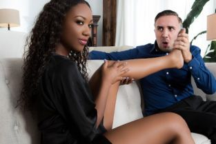 Chanell Heart, Keiran Lee The Ultimate Pedicure [Best of Brazzers]
