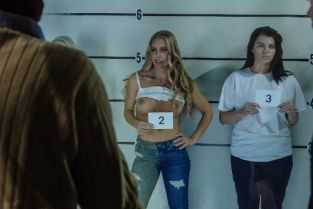 Johnny Sins, Nicole Aniston Lined Up And Laid Out [Best of Brazzers]