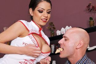 Johnny Sins, Yurizan Beltran I Feel Like OrienTAIL Tonight [Best of Brazzers]