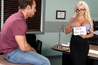 Johnny Castle, Savannah Stevens Like What You See? [Best of Brazzers]