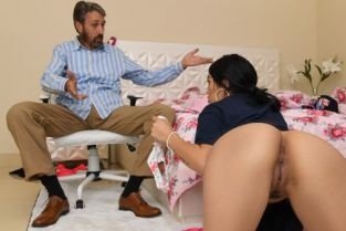Steve Holmes, Vanessa Sky Anal About Chores [Best of Brazzers]