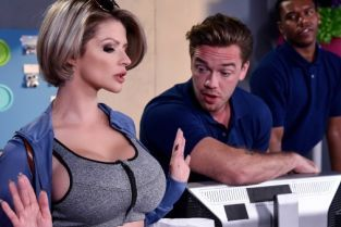 Kyle Mason, Joslyn James Let Me Fuck Your Manager [Best of Brazzers]