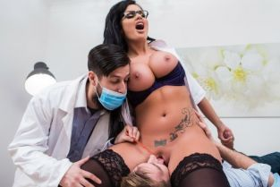 Danny D, Candy Sexton Open Wide [Best of Brazzers]