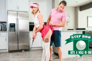 StepSiblingsCaught - Chloe Temple Step Bro Gets A Hole In One – S16:E2