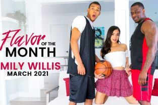 StepSiblingsCaught - Emily Willis March 2021 Flavor Of The Month Emily Willis – S1:E7