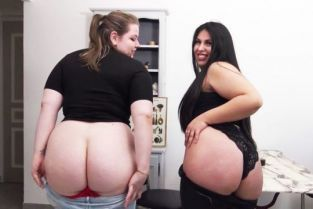 JacquieetMichelTV - Anaïs, Gloria Two curvy sluts in action!