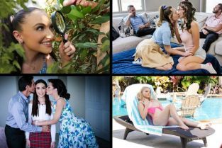 TeamSkeetSelects - Paisley Paige,Sera Ryder,Harlow West,Michelle Anderson Exactly How They Like It