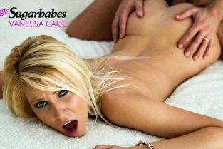 CollegeSugarBabes - Vanessa Cage Vanessa Cage has nothing to worry about when it comes to books and tuition because she takes good care of her sugardaddy