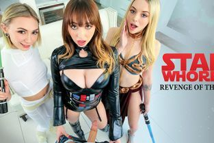 PrincessCum - Chloe Temple, Lily Larimar, Quinn Wilde Star Whores Revenge Of The Sis
