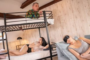 FakeHostel - Sofia Lee She Will Never Know