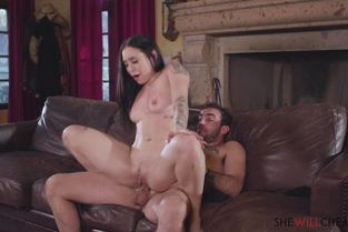 SheWillCheat - Mia Moore Gets revenge on her cheating husband by fucking his assistant