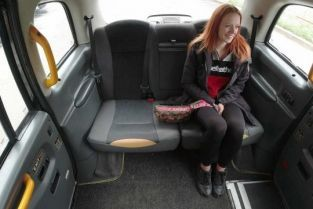 SexInTaxi - Tiffany Love I want sex in this taxi