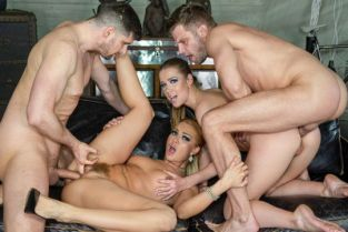 EvilAngel - Alexis Crystal, Cherry Kiss Friends With Benefits